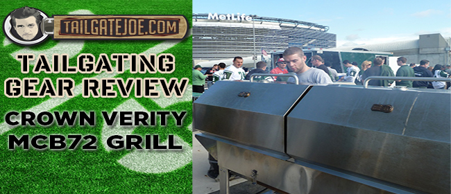 Grills-Crown Verity MCB72